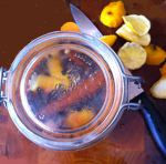 Preserved lemons - recipe by Adrienne Wyper