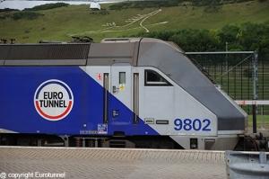 Eurotunneltrain