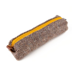 Rebecca Vorperian Tweed Pencil Case