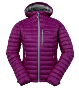 Rab jacket from Cotswold Outdoor